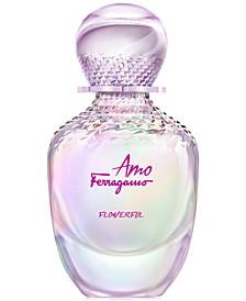 Amo Ferragamo Flowerful Eau de Toilette Spray, 3.4-oz.