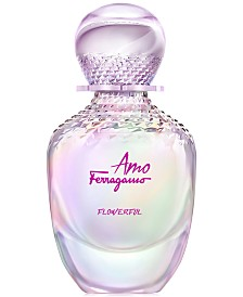 Salvatore Ferragamo Amo Ferragamo Flowerful Eau de Parfum Spray, 3.4-oz.