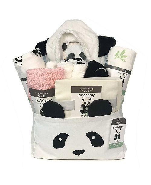 BedVoyage Panda Baby Rayon/Viscose from Bamboo Girl Gift Essentials