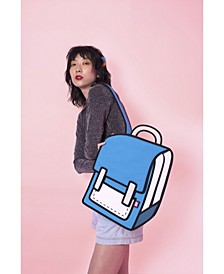 Fun and Playful 2D Backpack