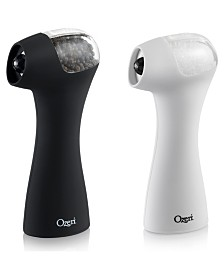Ozeri Graviti Pro II BPA-Free Electric Salt and Pepper Grinder Set