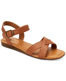 Style & Co Women's Antonia Flat Sandals, Created for Macy's