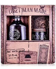 18.21 Man Made 2-Pc. Wash & Pomade Gift Set