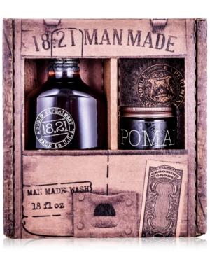 Image of 18.21 Man Made 2-Pc. Wash & Pomade Gift Set