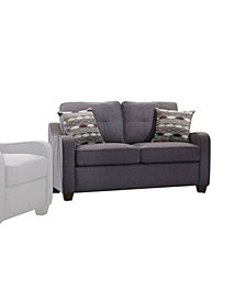 Acme Furniture Cleavon II Loveseat with 2 Pillows