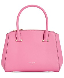 kate spade new york Sydney Small Double Zip Leather Satchel