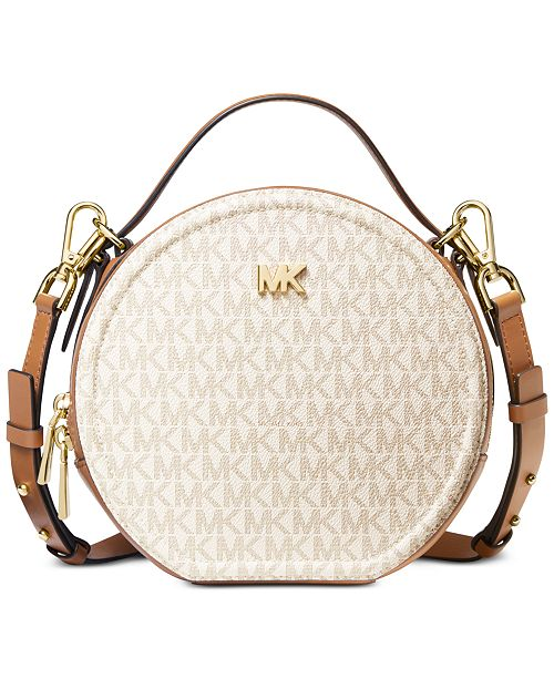 Michael Kors Delaney Signature Canteen Crossbody
