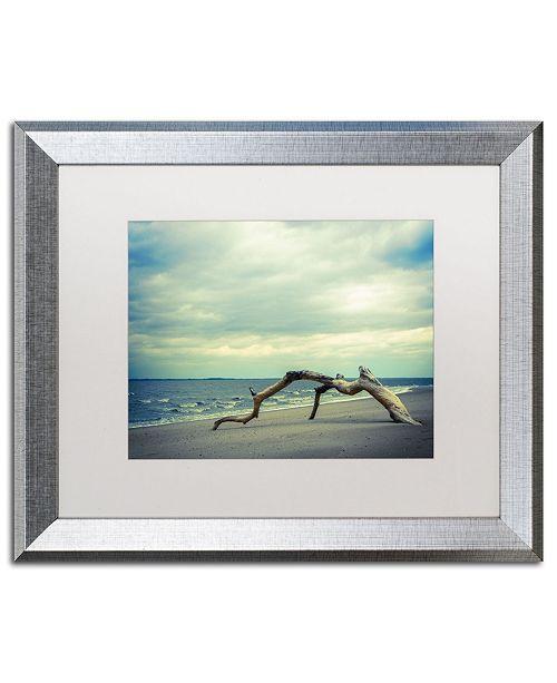 "Trademark Global PIPA Fine Art 'The Cove' Matted Framed Art - 16"" x 20"""