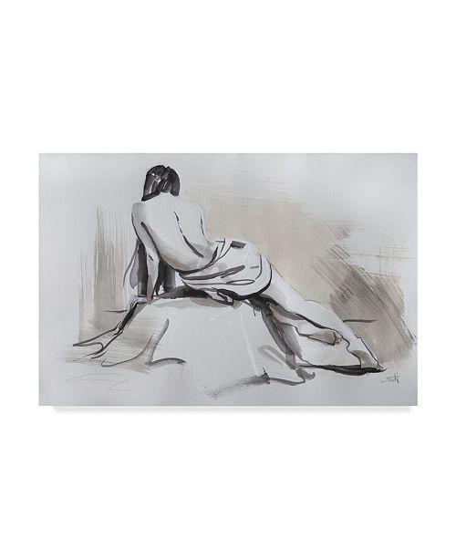 "Trademark Global Steve Henderson 'Repose' Canvas Art - 16"" x 24"""