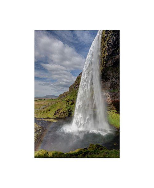 "Trademark Global Maciej Duczynski 'Iceland Landscape 34' Canvas Art - 16"" x 24"""