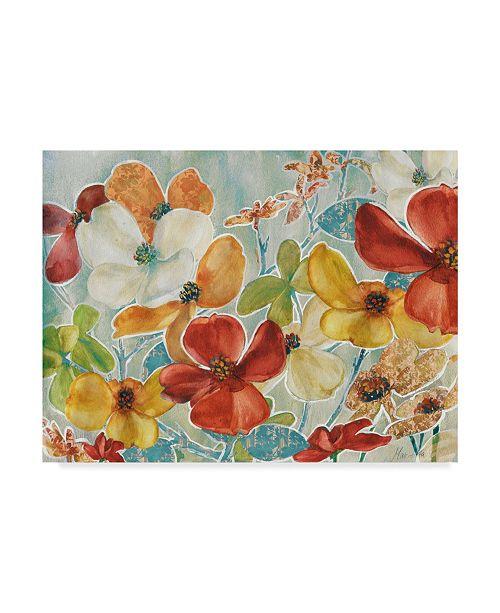 """Trademark Global Marietta Cohen Art And Design 'Morning Dew' Canvas Art - 19"""" x 14"""""""
