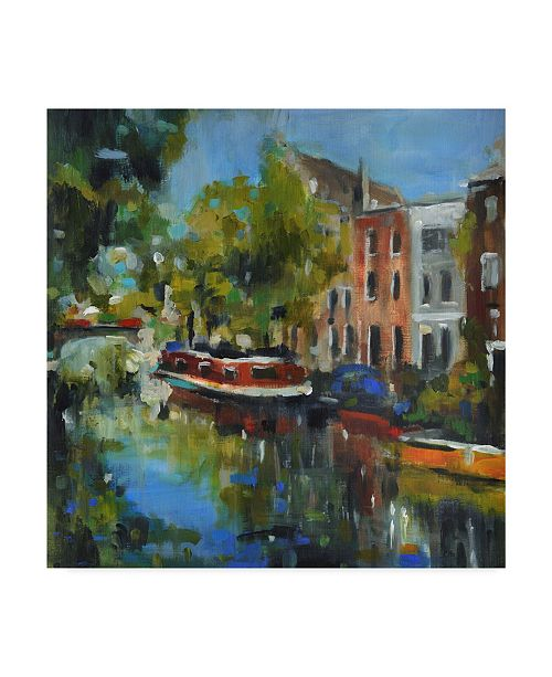 "Trademark Global Solveiga 'Holland 2' Canvas Art - 14"" x 14"""