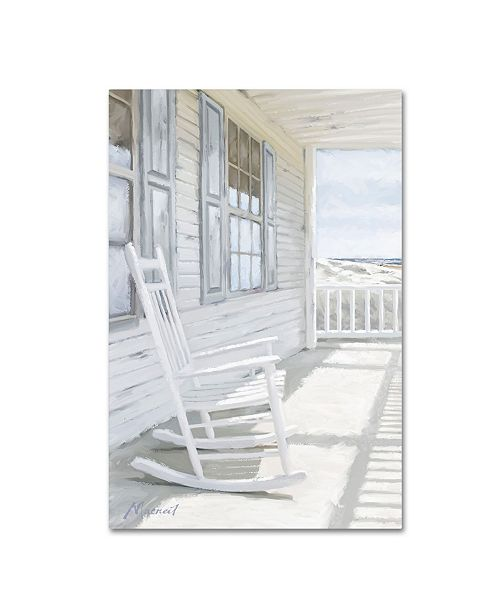 "Trademark Global The Macneil Studio 'Rocking Chair' Canvas Art - 22"" x 32"""