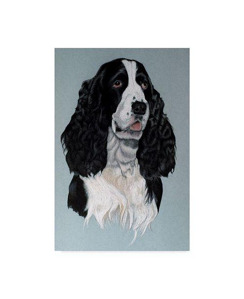 "Trademark Global Rusty Frentner 'Black and White' Canvas Art - 30"" x 47"""