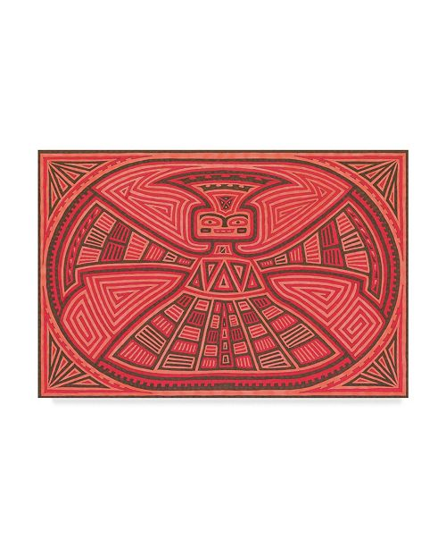"Trademark Global Willow Bascom 'Virgo' Canvas Art - 30"" x 47"""
