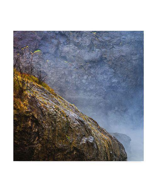 "Trademark Global Jason Matias 'Snoqualmie' Canvas Art - 35"" x 35"""