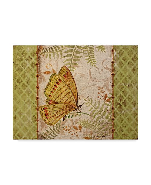 "Trademark Global Jean Plout 'Vintage Wings' Canvas Art - 47"" x 35"""