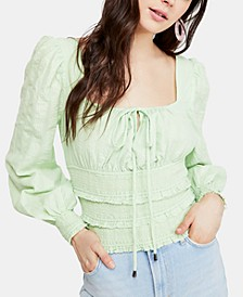 Lolita Cotton Top