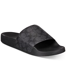 COACH Men's Sport Slides