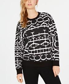 MICHAEL Michael Kors Logo-Print Sweatshirt
