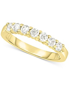 Diamond Band (3/8 ct. t.w.) in 14k Gold