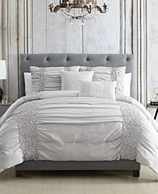 Amalina 4-Pc. Twin/Twin XL Comforter Set, Created for Macy's