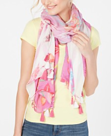 Echo Joy Floral Wrap