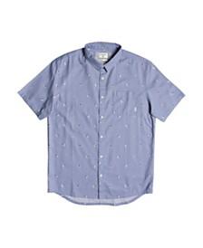 Quiksilver Men's Snapper Short Sleeve Shirt