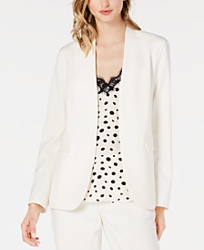 Bar III Bi-Stretch Jacket, Created for Macy's
