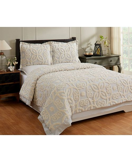 Better Trends Eden King Comforter Set