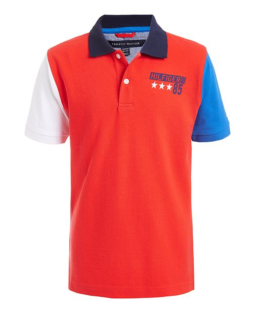 Tommy Hilfiger Damen Th Essential Regular Polo Ss Poloshirt