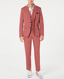 I.N.C. Dusty Rose Vested Suit Separates, Created for Macy's
