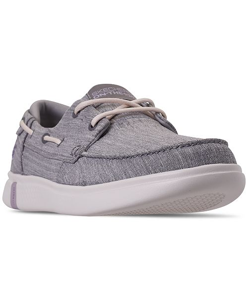 Skechers Women's On The Go Glide Ultra Boat Casual Sneakers from Finish Line