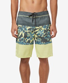 O'Neill Men's Floriculture Board Short