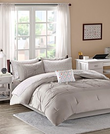 Toren 9-Pc. Queen Comforter Set