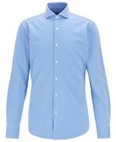 9e17bede8 BOSS Men's Jason Travel Line Slim-Fit Shirt