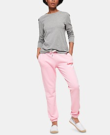 Superdry Cotton Gelsey Jogger Pants