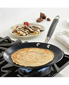 "Anolon Advanced Home Hard-Anodized 9.5"" Nonstick Crepe Pan"