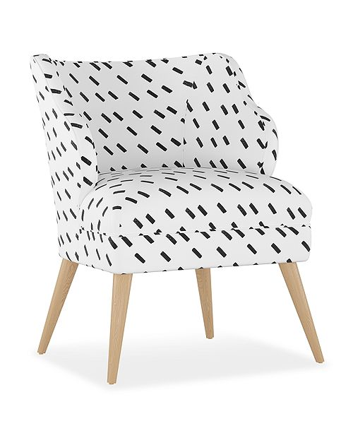 Skyline Natalie Modern Chair, Quick Ship