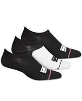 5979abc8 Tommy Hilfiger Men's 3-Pk. Sport No-Show Socks
