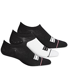 Tommy Hilfiger Men's 3-Pk. Sport No-Show Socks