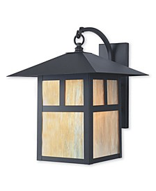 "Montclair Mission 1-Light 17"" Outdoor Wall Lantern"