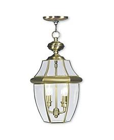 Monterey 2-Light Outdoor Chain Lantern