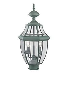 Monterey 2-Light Outdoor Post Lantern
