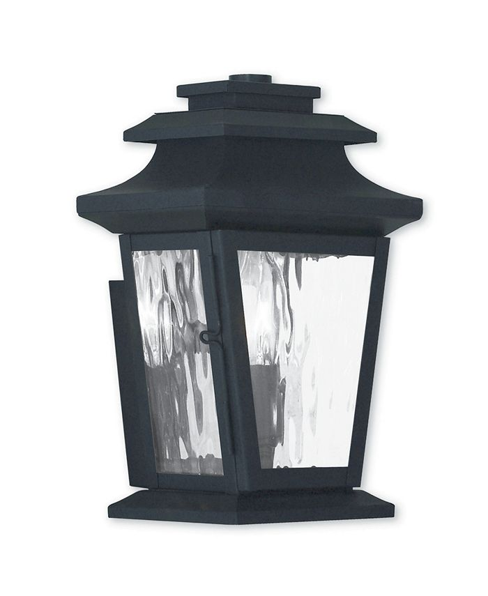 Livex - Hathaway 1-Light Outdoor Wall Lantern