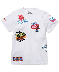 Born Fly Men's Big & Tall Sucka Free T-Shirt