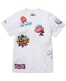 Born Fly Men's Big & Tall Sucka Free T-Shirt