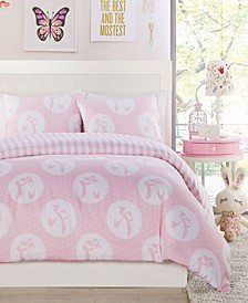 Plie Dot 2 Piece Twin Comforter Set