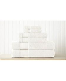 6-Pc. Turkish Cotton Towel Set