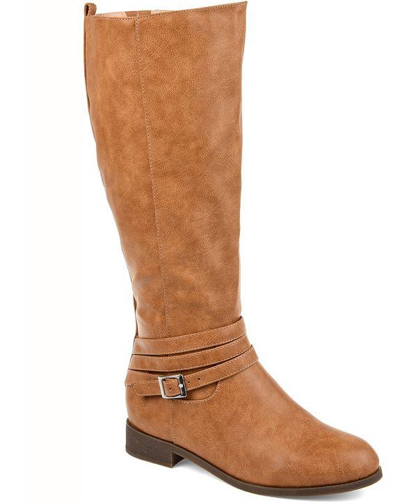 Journee Collection Women's Comfort Ivie Boot